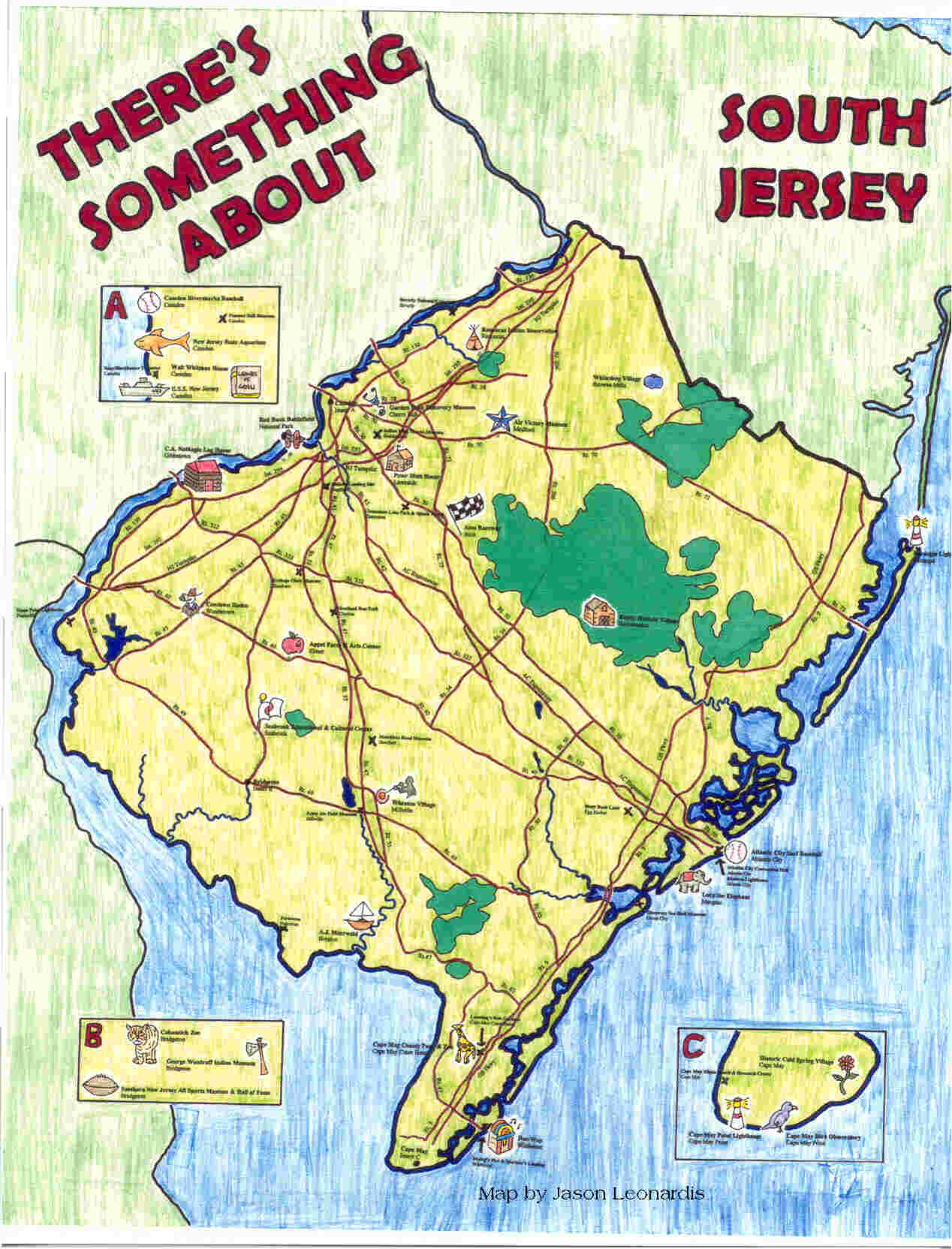 There's Something About South Jersey